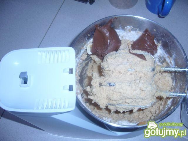 Ciasteczka z kremami do smarowania.