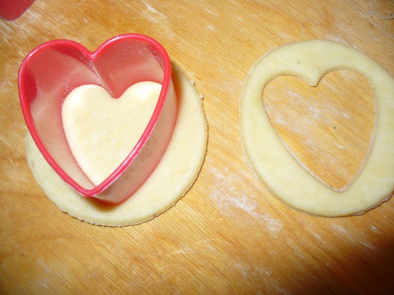 Ciasteczka ze szpinakiem