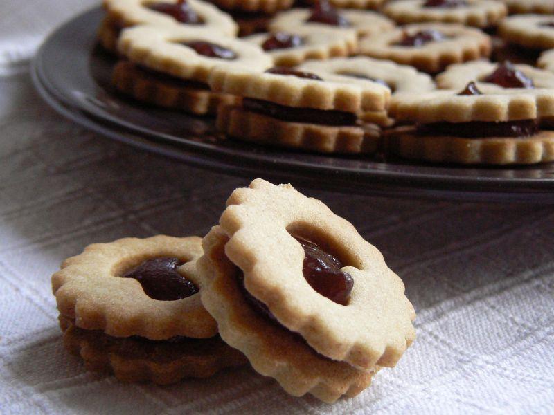 Ciasteczka żytnie