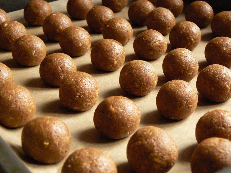Ciasteczkowe lizaki