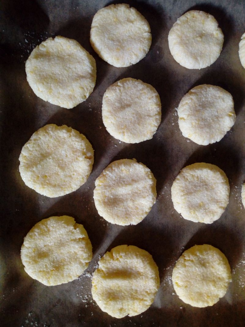 Ciastka z kleiku i kaszki