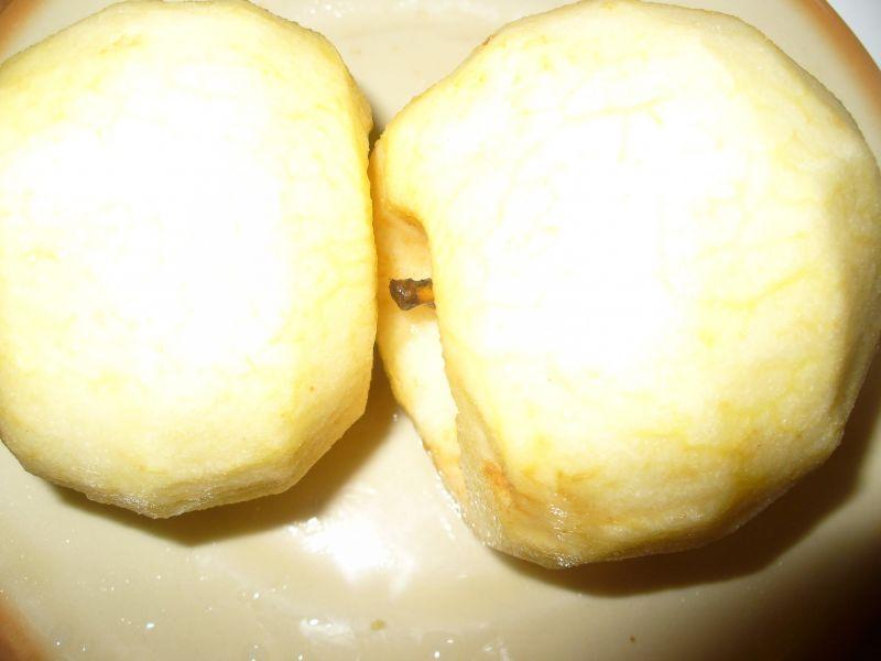 Ciasto fale dunaju z jabłkami