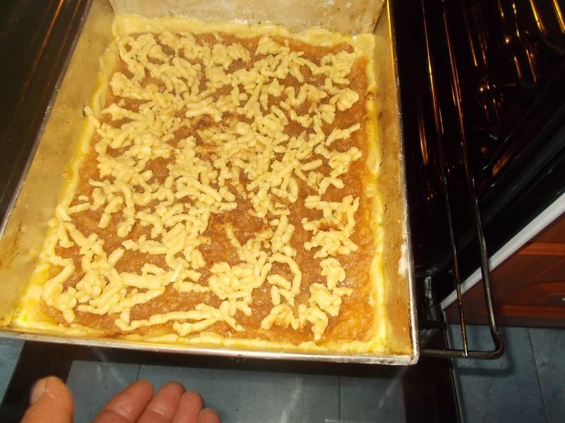 Ciasto jabłkowo-gruszkowe