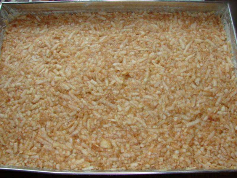 Ciasto kruche z jabłkiem i galaretką