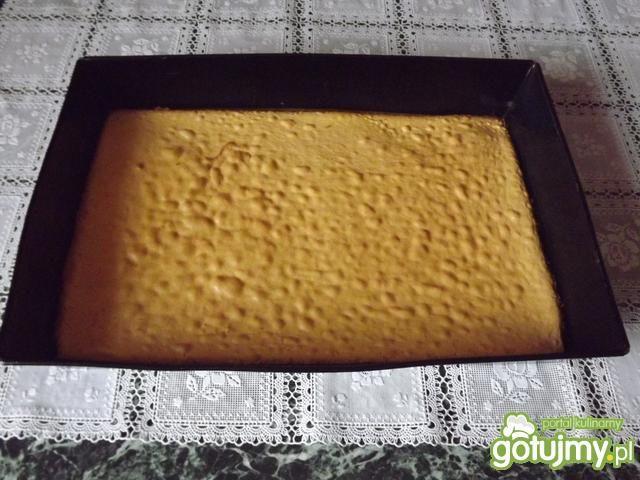 Ciasto malinowo-chałwowe