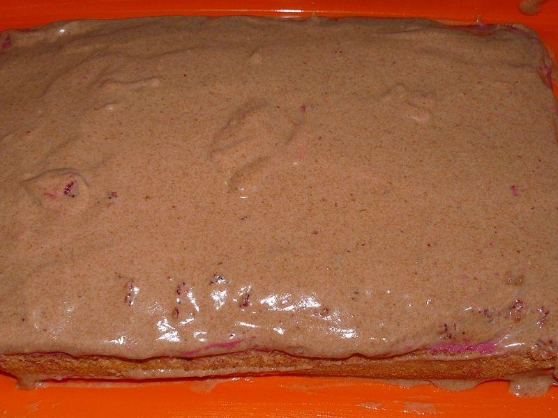 """Ciasto """"Porzeczniaczek- Czereśniaczek"""""""