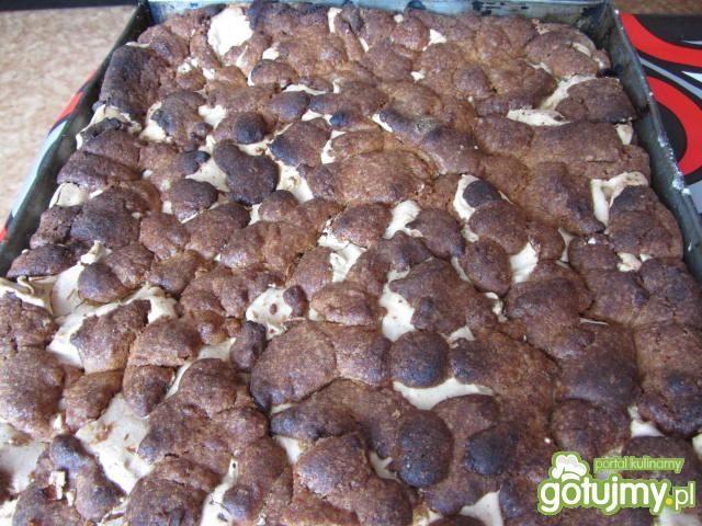 Ciasto rabarbarowe wg eliza135