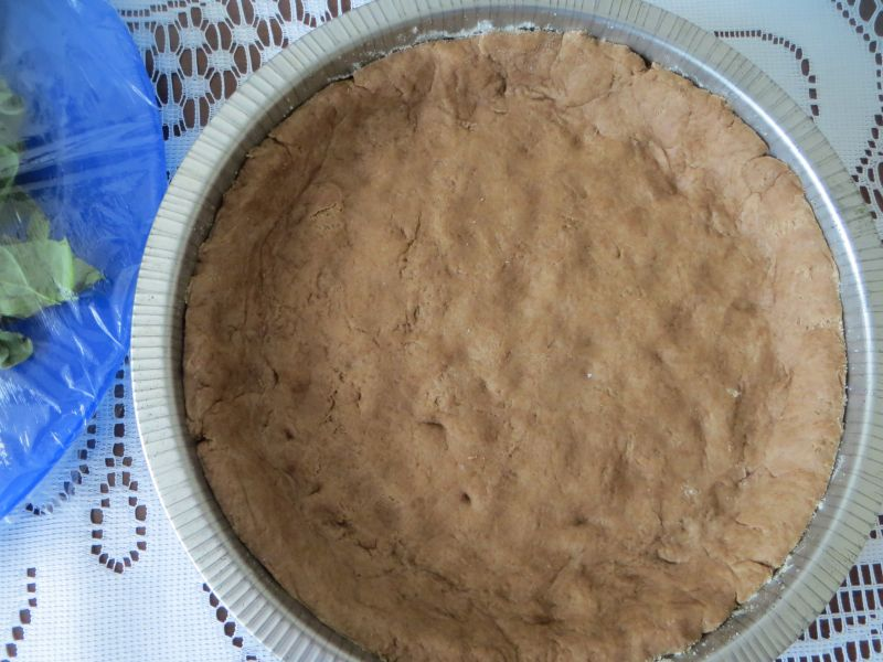 Ciasto słodko-wytrawne z truskawkami