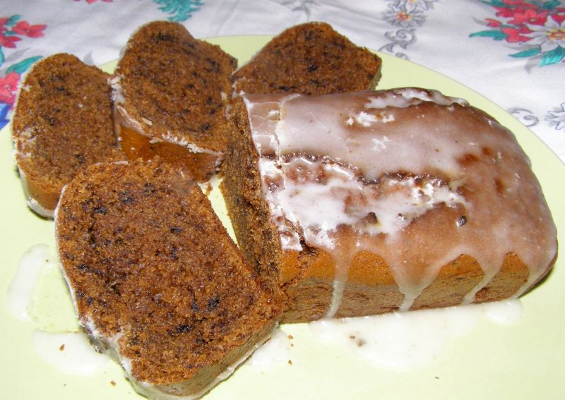 Ciasto ucierane z kakao i czekoladą