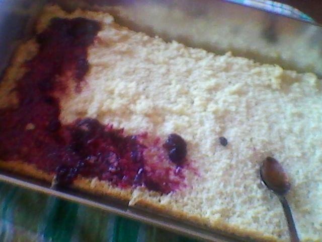 Ciasto z kremem karpatkowym