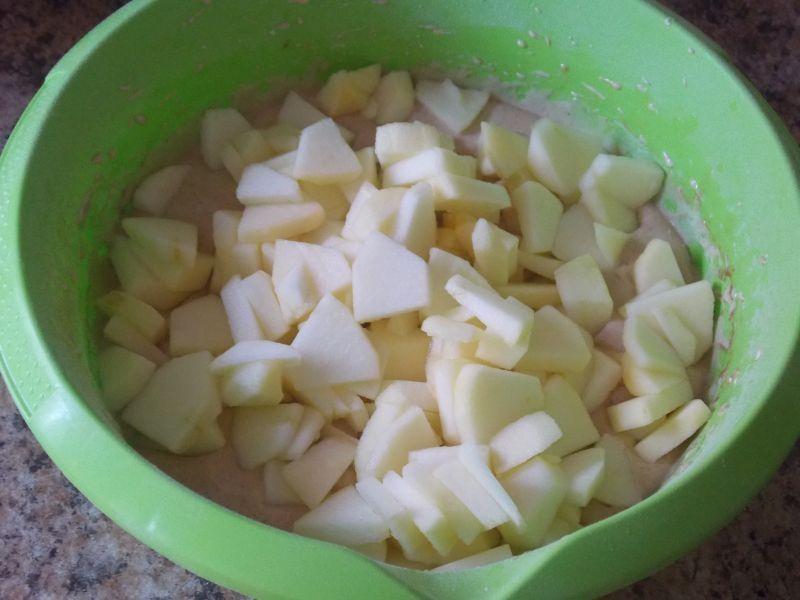 Cynamonowy jabłecznik