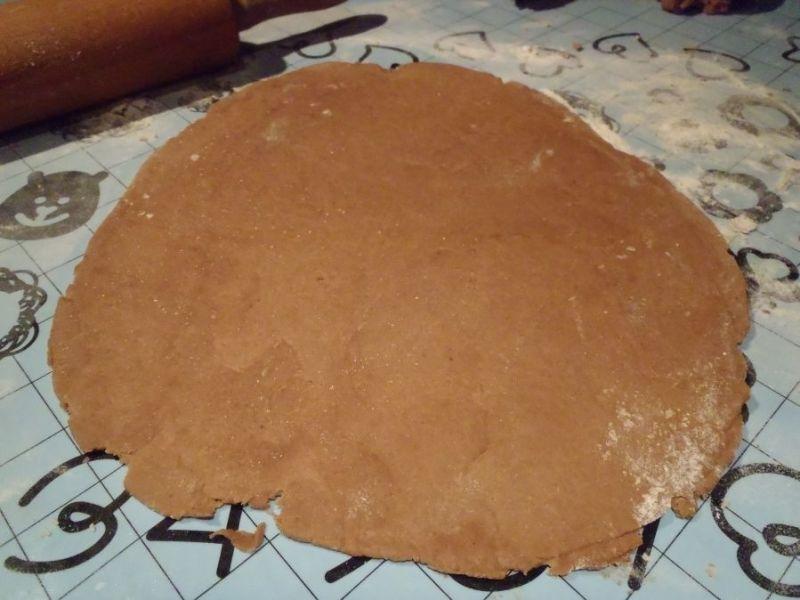 Czarne baranki - kakaowe ciacha