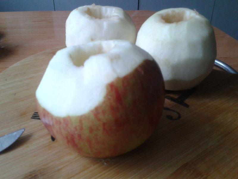 Deser jabłkowy