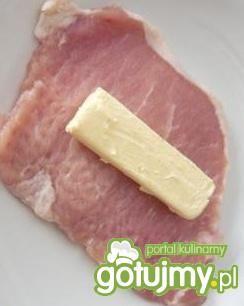 Dewolaje ze schabu z masłem