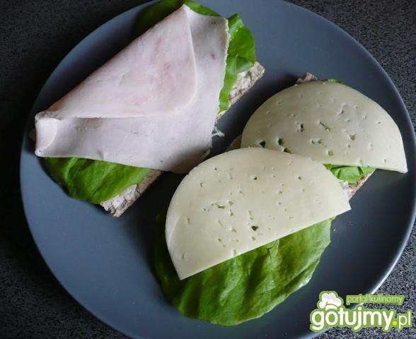 Dietetyczne kanapeczki wg Elfi