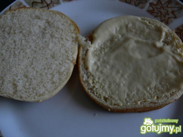 Dietetyczny chickenburger