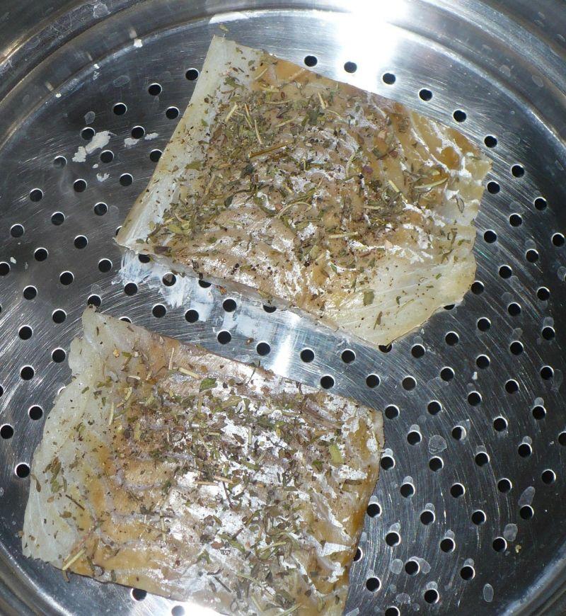 Dietetyczny fishburger