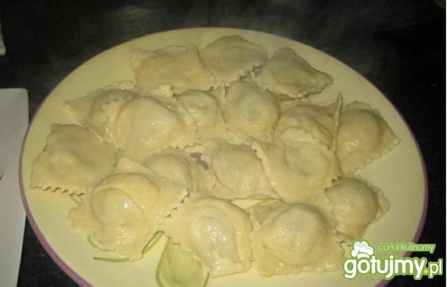 domowe ravioli