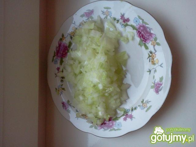 Drobiowo-pietruszkowy sos do kopytek