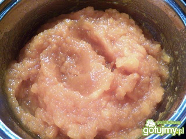 Dżem dyniowo- brzoskwiniowy z kardamonem