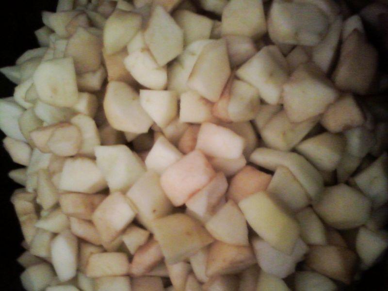 Dżem jabłkowo-dyniowo z nutą maliny
