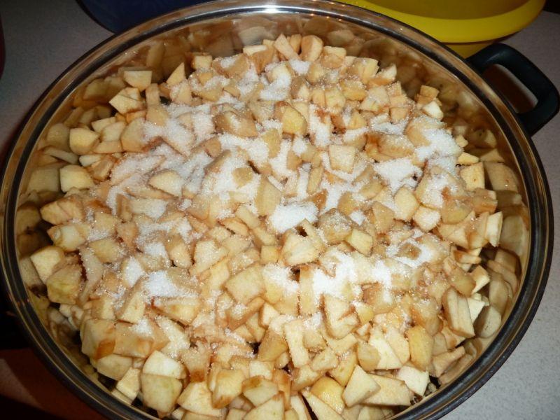 Dżem jabłkowy - naturalny, bez żadnych ulepszaczy