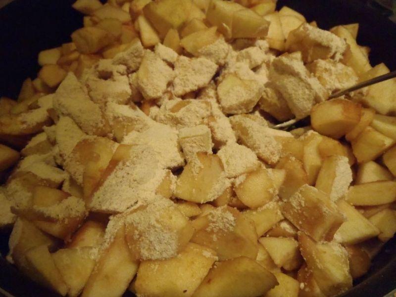 Dżem jabłkowy z koszteli