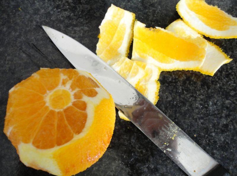 Dżem truskawkowo-pomarańczowy