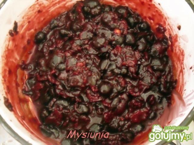Dżem wiśniowy