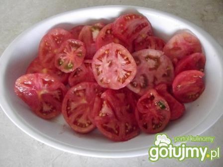 Egipska sałatka pomidorowa