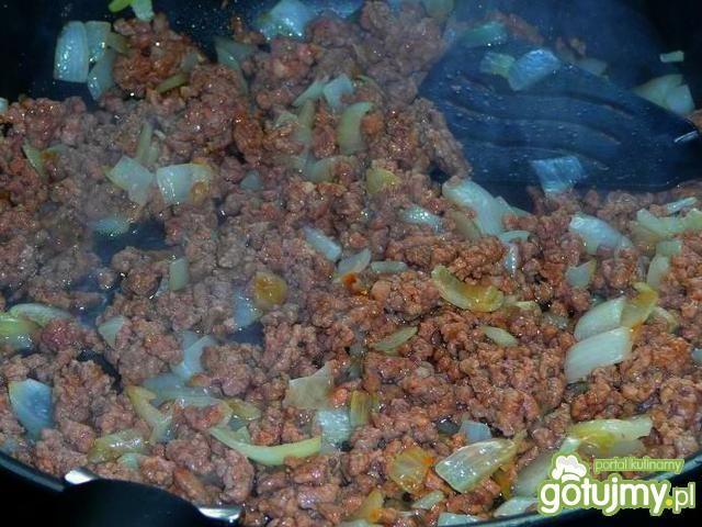Fajitas z mieloną wołowiną