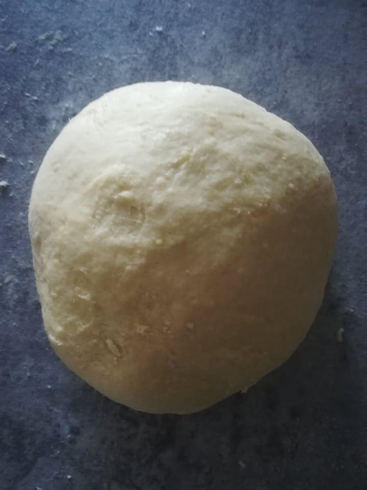 Faworki (chrusty) z mascarpone