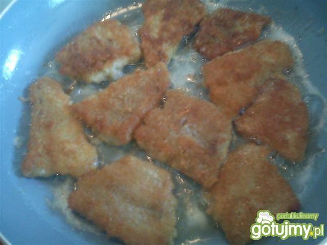Filet rybny w occie
