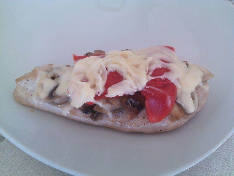 Filet z papryką konserwową
