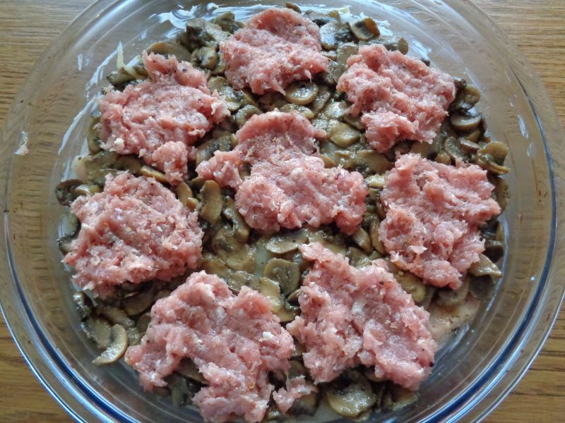 Filety w sosie cebulowym