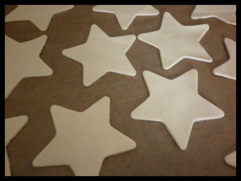 Francuskie gwiazdeczki z marmoladą