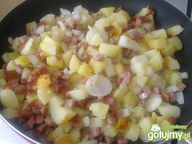 Frittata z ziemniakami