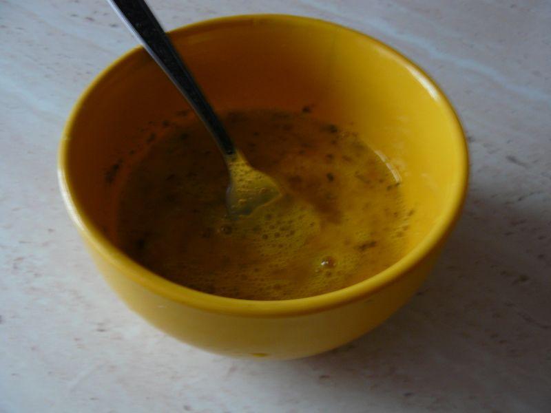 Frittata ze szpinakiem