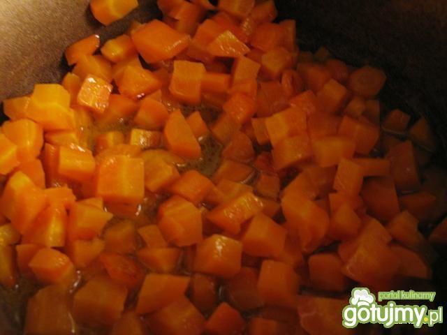 Galuszki marchewkowe