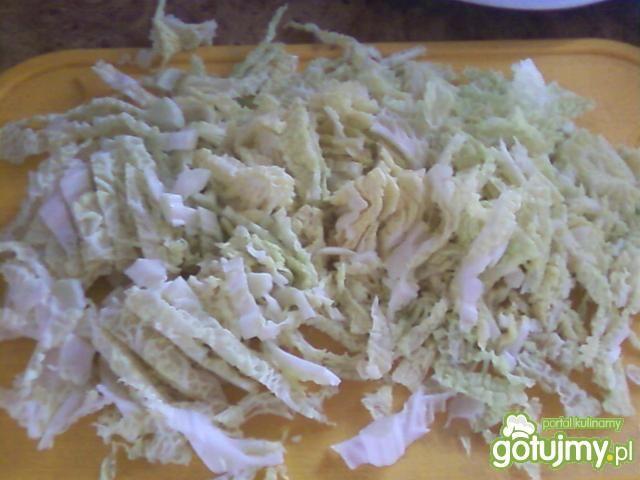 Gołąbki w papierze ryżowym
