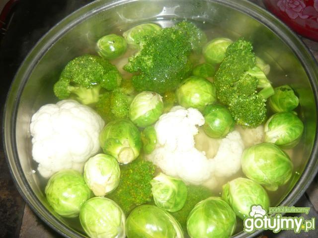 Gołąbki z mięsem i warzywami