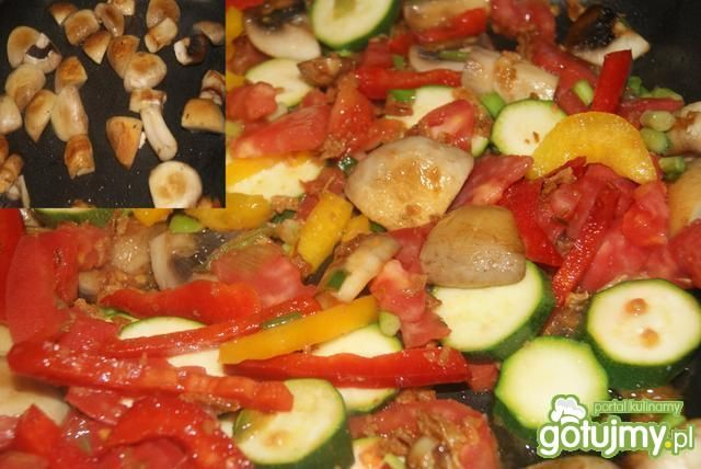 Gotowane żeberka w jesiennym sosie