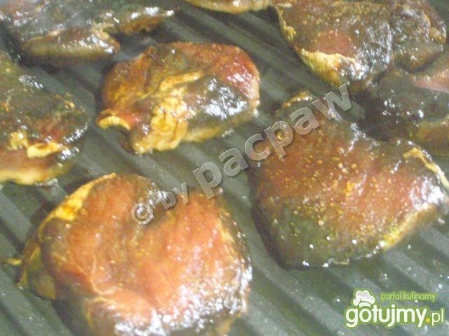 Grillowane kotlety z polędwiczki