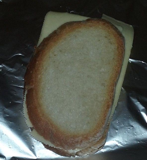 Grillowany chleb z masełkiem ziołowym