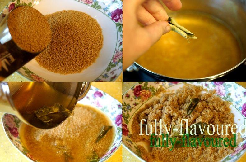 Grillowany halloumi, pomidory malinowe z kuskusem