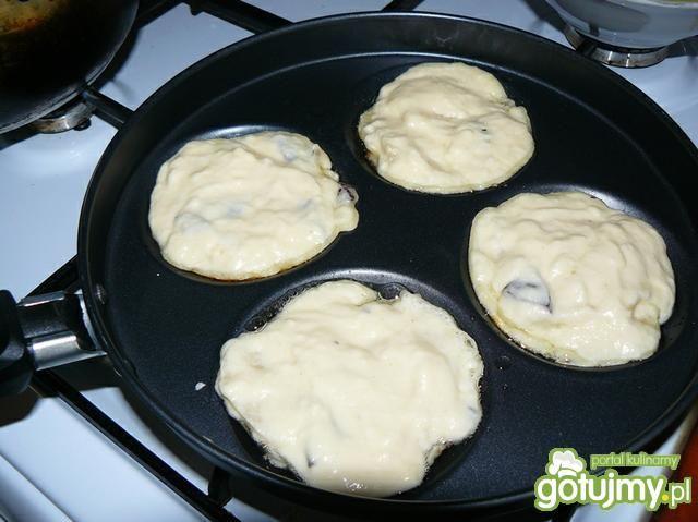 Gruszkowe pancakes z Safari