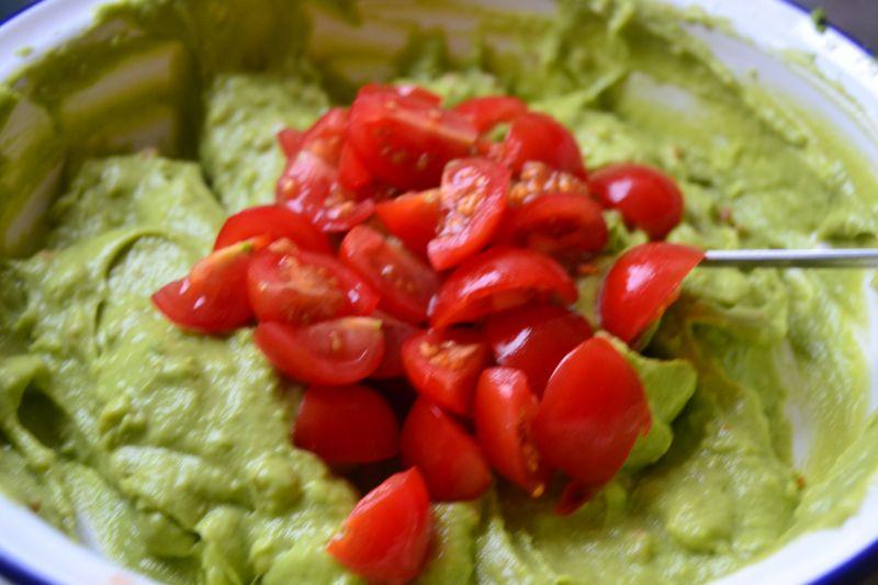Guacamole czyli pikantna pasta z avocado