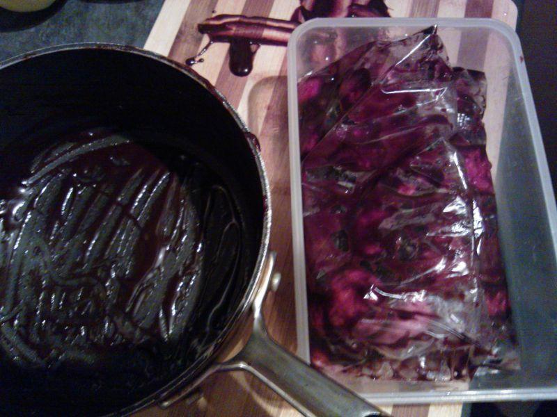 Gulasz wołowy, czekoladowy ala mexicana !