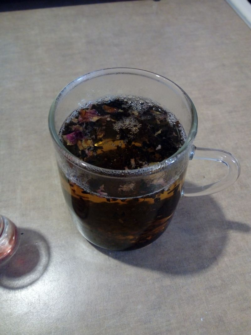 Herbata wzmocniona