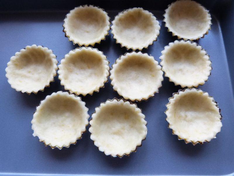 Imbirowe babeczki z migdałami
